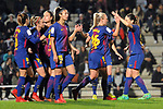 Spanish Women's Football League Iberdrola 2017/18 - Game: 9.<br /> FC Barcelona vs Madrid CFF: 7-0.