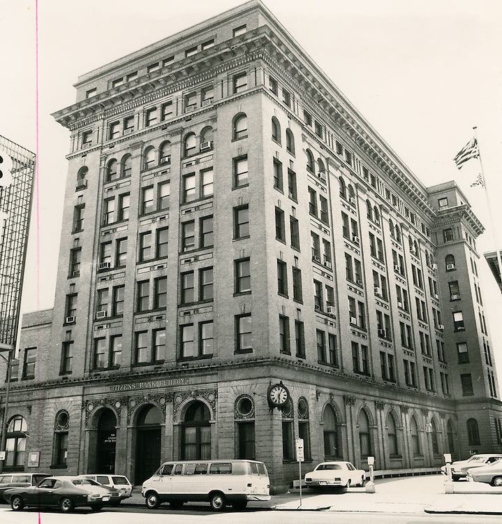 UNDATED..Conservation.Downtown West (A-1-3)..Citizens Bank Building.Main Street...NEG#..