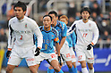 Hiroaki Namba (Yokohama FC), MARCH 11, 2012 - Football : 2012 J.LEAGUE Division 2 between Yokohama FC 0-0 Ehime FC at NHK Spring Mitsuzawa Football Stadium, Kanagawa, Japan. (Photo by Atsushi Tomura /AFLO SPORT) [1035]