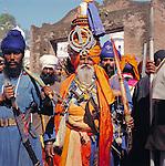 INDIA'S HOLA MOHALLA SIKH FEST