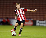 Louis Reed of Sheffield Utd during the U23 Professional Development League match at Bramall Lane Stadium, Sheffield. Picture date: September 6th, 2016. Pic Simon Bellis/Sportimage
