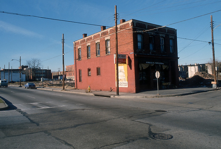 1982 January 05..Redevelopment.Church Street..CORNER OF CHAPEL & VIRGINIA BEACH BOULEVARD.HUNTERSVILLE...NEG#.NRHA#..