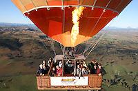 20130723 July 23 Hot Air Balloon Gold Coast