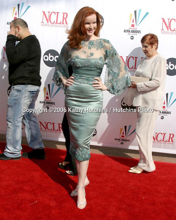 Marcia Cross.ALMA Awards 2006.Shrine Auditorium.Los Angeles, CA.May 7, 2006.©2006 Kathy Hutchins / Hutchins Photo....