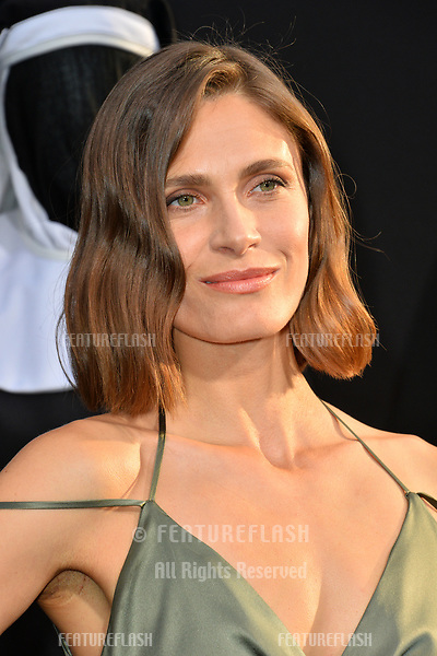 "LOS ANGELES, CA. September 04, 2018: Lili Bordan at the world premiere of ""The Nun"" at the TCL Chinese Theatre, Hollywood."