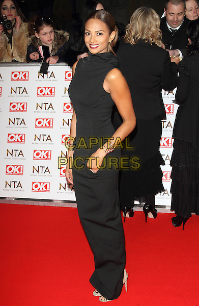 LONDON, ENGLAND - JANUARY 21:  Alesha Dixon attends the National Television Awards at 02 Arena on January 21, 2015 in London, England<br /> CAP/ROS<br /> &copy;Steve Ross/Capital Pictures