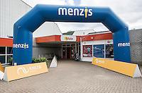 Hilversum, Netherlands, August 8, 2016, National Junior Championships, NJK, Entrance<br /> Photo: Tennisimages/Henk Koster