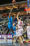 v. li. #a53#, Monacos Elmedin Kikanovic <br /> <br /> 03.01.2019  ERO Cup, Basketball, ALBA Berlin - AS Monaco beim Spiel ALBA Berlin -  AS Monaco.<br /> <br /> Foto &copy; PIX-Sportfotos *** Foto ist honorarpflichtig! *** Auf Anfrage in hoeherer Qualitaet/Aufloesung. Belegexemplar erbeten. Veroeffentlichung ausschliesslich fuer journalistisch-publizistische Zwecke. For editorial use only.