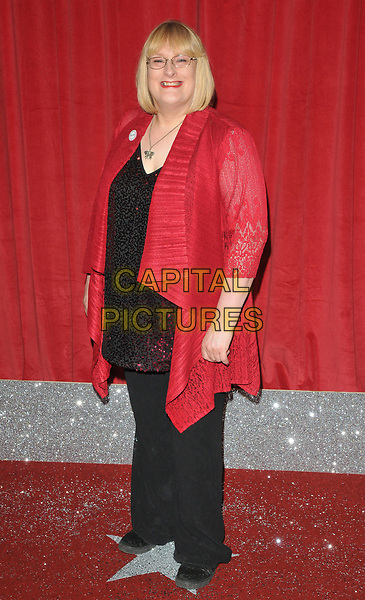 Annie Wallace at the British Soap Awards 2017, The Lowry Theatre, Pier 8, Salford Quays, Salford, Manchester, England, UK, on Saturday 03 June 2017.<br /> CAP/CAN<br /> &copy;CAN/Capital Pictures