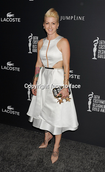 BEVERLY HILLS, CA- FEBRUARY 22: Costume designer Trish Summerville arrives at the 16th Costume Designers Guild Awards at The Beverly Hilton Hotel on February 22, 2014 in Beverly Hills, California.<br /> Credit: Mayer/face to face<br /> - No Rights for USA, Canada and France -