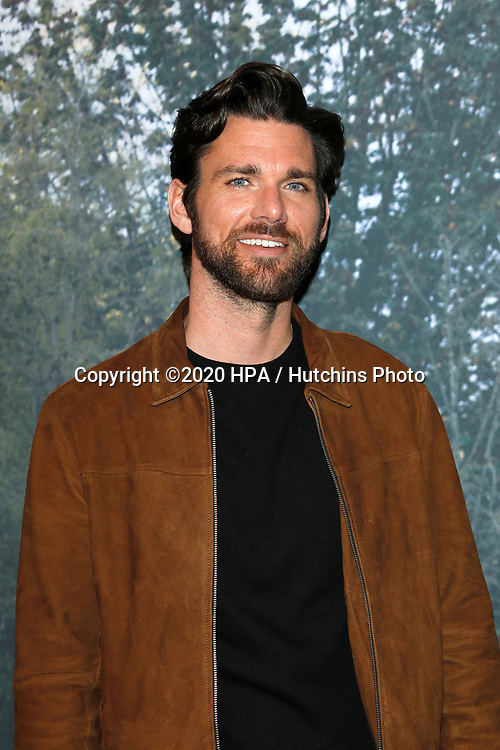 LOS ANGELES - FEB 11:  Kevin McGarry at the 'When Calls the Heart' TV show season 7 premiere at the Beverly Wilshire Hotel on February 11, 2020 in Beverly Hills, CA