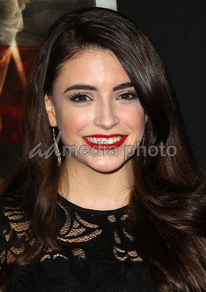"23 October 2017 - Los Angeles, California - Daniela Bobadilla. ""Thank You For Your Service"" Premiere held at the Regal L.A. Live Theatre in Los Angeles. Photo Credit: AdMedia"