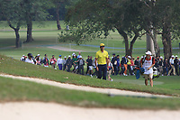 Raffa Cabrera Bello (ESP) on the 4th fairway during Round 4 of the UBS Hong Kong Open, at Hong Kong golf club, Fanling, Hong Kong. 26/11/2017<br /> Picture: Golffile | Thos Caffrey<br /> <br /> <br /> All photo usage must carry mandatory copyright credit     (&copy; Golffile | Thos Caffrey)