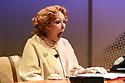 Park Theatre presents MADAME RUBINSTEIN, by John Misto, directed by Jez Bond, starring Miriam Margolyes (Helena Rubinstein), Frances Barber (Elizabeth Arden), Jonathan Forbes (Patrick O'Higgins).
