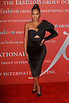 La La Anthony arrives at The Fashion Group International's Night of Stars 2017 gala at Cipriani Wall Street on October 26, 2017.