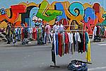 Comércio informal no centro de São Paulo. 2007. Foto de Juca Martins.