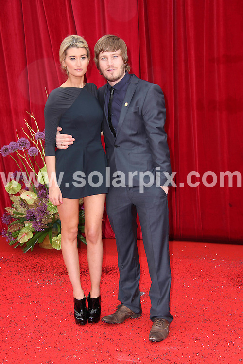 **ALL ROUND PICTURES FROM SOLARPIX.COM**                                             **WORLDWIDE SYNDICATION RIGHTS**                                                                                  Caption: Stars arrive at Britsih TV Soap  awards in Manchester. EastEnders winning Best Soap for the fourth time in a row, but with Corrie sweeping the board and landing eight out of 15 categories. 14 May 2011                                                                            This pic: Charlie Webb              JOB REF: 13343       EBR       DATE: 14.05.2011                                                           **MUST CREDIT SOLARPIX.COM OR DOUBLE FEE WILL BE CHARGED**                                                                      **MUST AGREE FEE BEFORE ONLINE USAGE**                               **CALL US ON: +34 952 811 768 or LOW RATE FROM UK 0844 617 7637**
