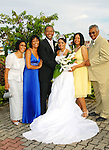 The wedding of Pastor Kirk Newallo and Indira Sepaul at The Apostle Ministries and Amaroosingh Street, Londenville in Trinidad on Sunday, August 23, 2009.....Reception at Gaston Court Ballroom at Gaston Street, Lange Park Shaguanas