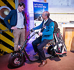 UTRECHT - Nationaal Golf Congres en Beurs 2017. NVG  motto: Like to Play & Love to stay. De Green-W. FOTO © Koen Suyk