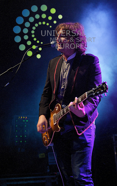 Starsailor play live at the HMV picture house on 24/08/09 as part of the Edge Festival..Pictures by Bob Mather/Universal.All pictures must be credited to www.universalnewsandsport.com (Office) 0844 884 51 22