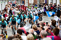 Picture by SWpix.com - 03/05/2018 - Cycling - 2018 Tour de Yorkshire - Stage 1: Beverley to Doncaster - Team Vital Concept passthrough Pocklington