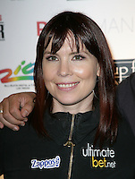ANNIE DUKE.The Ante Up for Africa Celebrity Poker Tournament at the Rio Resort Hotel and Casino, Las Vegas, Nevada, USA..July 2nd, 2009.headshot portrait black top .CAP/ADM/MJT.© MJT/AdMedia/Capital Pictures