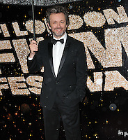 Michael Sheen at the 60th BFI London Film Festival Awards 2016, Banqueting House, Whitehall, London, England, UK, on Saturday 15 October 2016.<br /> CAP/CAN<br /> &copy;CAN/Capital Pictures /MediaPunch ***NORTH AND SOUTH AMERICAS ONLY***