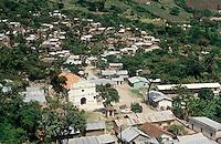 Guatemalan mountiain Mayan Indian village.