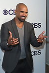 Shemar Moore arrives at the CBS Upfront at The Plaza Hotel in New York City on May 17, 2017.