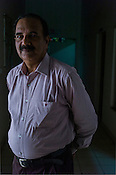 Dr. Sudarshan Nair, the head of the National Research Institute of Panchakarma in Cheruthuruthy in Thissur district of Kerala, India.