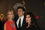 Bold and The Beautiful Adam Gregory & Sheridan Sperry and Marie Osmond (BB) at the 38th Annual Daytime Entertainment Emmy Awards 2011 held on June 19, 2011 at the Las Vegas Hilton, Las Vegas, Nevada. (Photo by Sue Coflin/Max Photos)