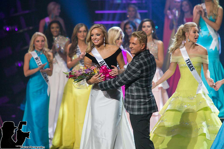 Miss Teen USA 2016 the 2016 Miss Teen USA Competition at The Venetian Las Vegas on July 30, 2016 in Las Vegas, Nevada.
