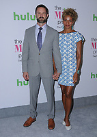 12 September  2017 - West Hollywood, California - Garret Dillahunt, Michelle Hurd. &quot;The Mindy Project&quot; Final Season Premiere Party held at Microsoft Theatre L.A. Live in West Hollywood. <br /> CAP/ADM/BT<br /> &copy;BT/ADM/Capital Pictures
