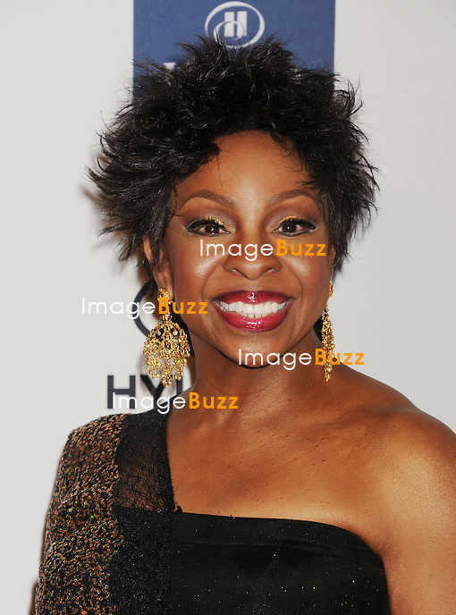 BEVERLY HILLS, CA - FEBRUARY 09: Gladys Knight arrives at the The 55th Annual GRAMMY Awards - Pre-GRAMMY Gala And Salute To Industry Icons Honoring L.A. Reid at the Beverly Hilton Hotel on February 9, 2013 in Beverly Hills, California.