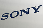 A Sony signboard on display outside its headquarters on October 31, 2017, Tokyo, Japan. Kenichiro Yoshida, chief financial officer of Sony Corp. reported that 4.2 million units of PlayStation4 were shipped to retailers,bringing the total to 67.5 million units shipped in the console's lifetime, during company's financial result for the second quarter ending September 30. (Photo by Rodrigo Reyes Marin/AFLO)