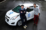 Beepi executives in Los Altos, California, Monday, January 19, 2015. (Paul Sakuma Photography) www.paulsakuma.com
