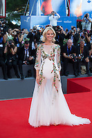 Eva Herzigova at the premiere of Nocturnal Animals at the 2016 Venice Film Festival.<br /> September 2, 2016 Venice, Italy<br /> Picture: Kristina Afanasyeva / Featureflash