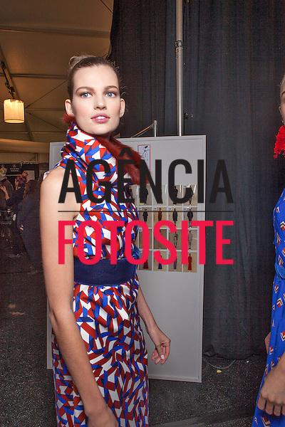 Nova Iorque, EUA &ndash; 02/2014 - Desfile de Carolina Herrera durante a Semana de moda de Nova Iorque - Inverno 2014.&nbsp;<br /> Foto: FOTOSITE