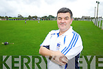 Justin Horgan Chairman Saint Brendans Ardfert Hurling Club