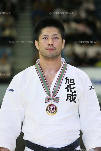 Tatsuki Masubuchi, <br /> NOVEMBER 10, 2013 - Judo : <br /> Kodokan Cup 2013 <br /> Men's -100kg <br /> at Chiba Port Arena, Chiba, Japan. <br /> (Photo by YUTAKA/AFLO SPORT)