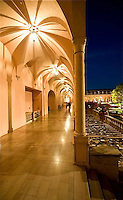 A- Ringling Museum Courtyard & Arched Walkways During SATW Event, Sarasota FL 5 12