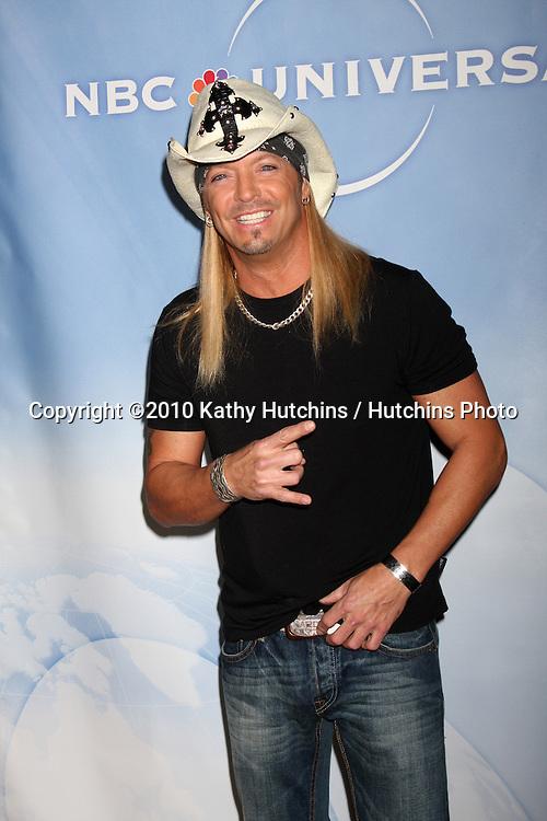 Brett Michaels.arriving at the 2010 Winter NBC TCA Party .Langford Hotel.Pasadena, CA.January 10, 2010.©2010 Kathy Hutchins / Hutchins Photo....
