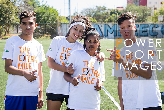 The Extra Mile 2018 - Sao Paulo on 11 August 2018, in Sao Paulo, Brazil. Photo by Leonardo Benassatto / Power Sport Images