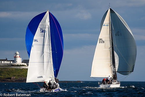 Sailing Roches Point
