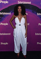 NEW YORK, NEW YORK - MAY 13: Christina Moses attends the People & Entertainment Weekly 2019 Upfronts at Union Park on May 13, 2019 in New York City. <br /> CAP/MPI/IS/JS<br /> ©JS/IS/MPI/Capital Pictures