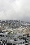 The Golan Heights. Mann valley at the Hermon