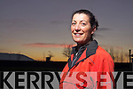 First Time Marathon Runner Carol Benner.