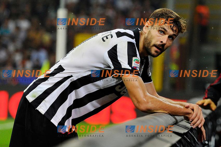 Fernando Llorente Juventus<br /> Milano 20-09-2014 Stadio Giuseppe Meazza - Football Calcio Serie A Milan - Juventus. Foto Giuseppe Celeste / Insidefoto