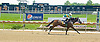 Miss Ravalo winning at Delaware Park on 5/23/12