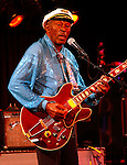 Chuck Berry - BB King's New York Sept. 12, 2009